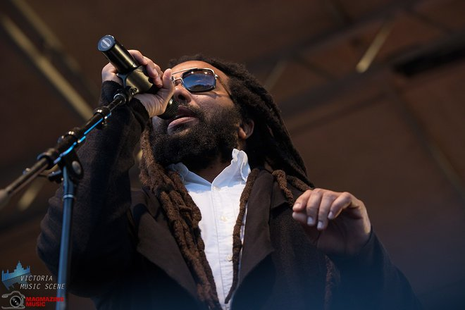 Past Shows for KY-MANI MARLEY