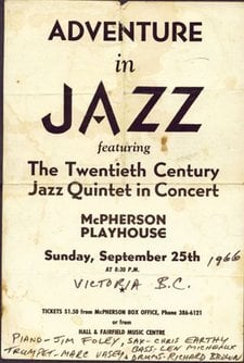 The Twentieth Century Jazz Quintet