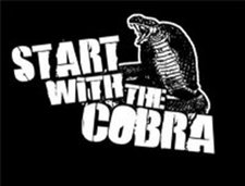 START WITH THE COBRA