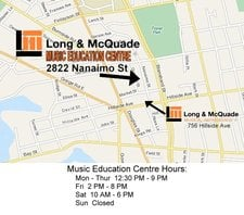 Long & McQuade Music Education Centre