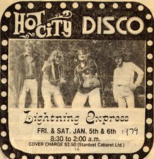 Hot City Disco