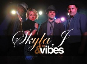 The best in local musical talent: Skyla J & The Vibes @ TheOfficeLounge Feb 15 2012 - Aug 25th @ TheOfficeLounge