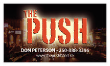 Don Peterson & The Push Band