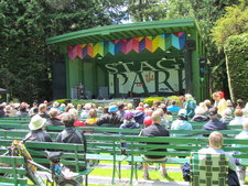 Stage in the Park (Cameron Bandshell)