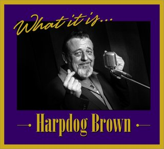 Harpdog Brown Band