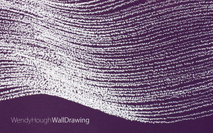 Wendy Hough: Wall Drawing