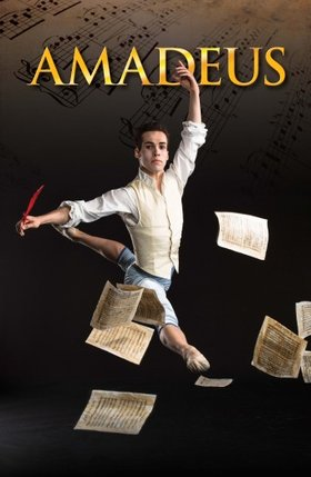 Amadeus - Dances with Wolfgang @ Cowichan Performing Arts Centre Apr 10 2015 - Aug 21st @ Cowichan Performing Arts Centre