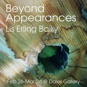Beyond Appearances by Lis Erling Bailly: Lis Erling Bailly @ Fortune Gallery Feb 26 2015 - Feb 16th @ Fortune Gallery