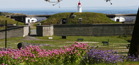 Annual Mother's Day Garden Tour @ Fort Rodd Hill and Fisgard Lighthouse National Historic Sites May 9 2015 - Jan 18th @ Fort Rodd Hill and Fisgard Lighthouse National Historic Sites