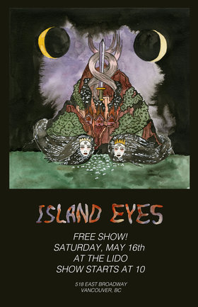 Island Eyes @ The Lido May 16 2015 - Dec 19th @ The Lido