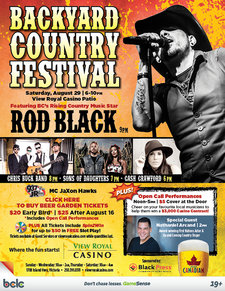 Backyard Country Festival