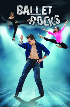 Ballet Rocks @ Cowichan Performing Arts Centre Oct 2 2015 - Aug 21st @ Cowichan Performing Arts Centre