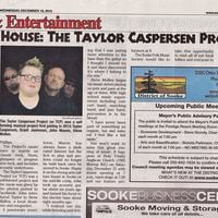 Coffee House: The Taylor Caspersen Project