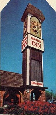 Red Lion Motor Inn