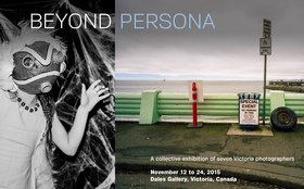 Beyond Persona @ Fortune Gallery Nov 12 2015 - Feb 16th @ Fortune Gallery