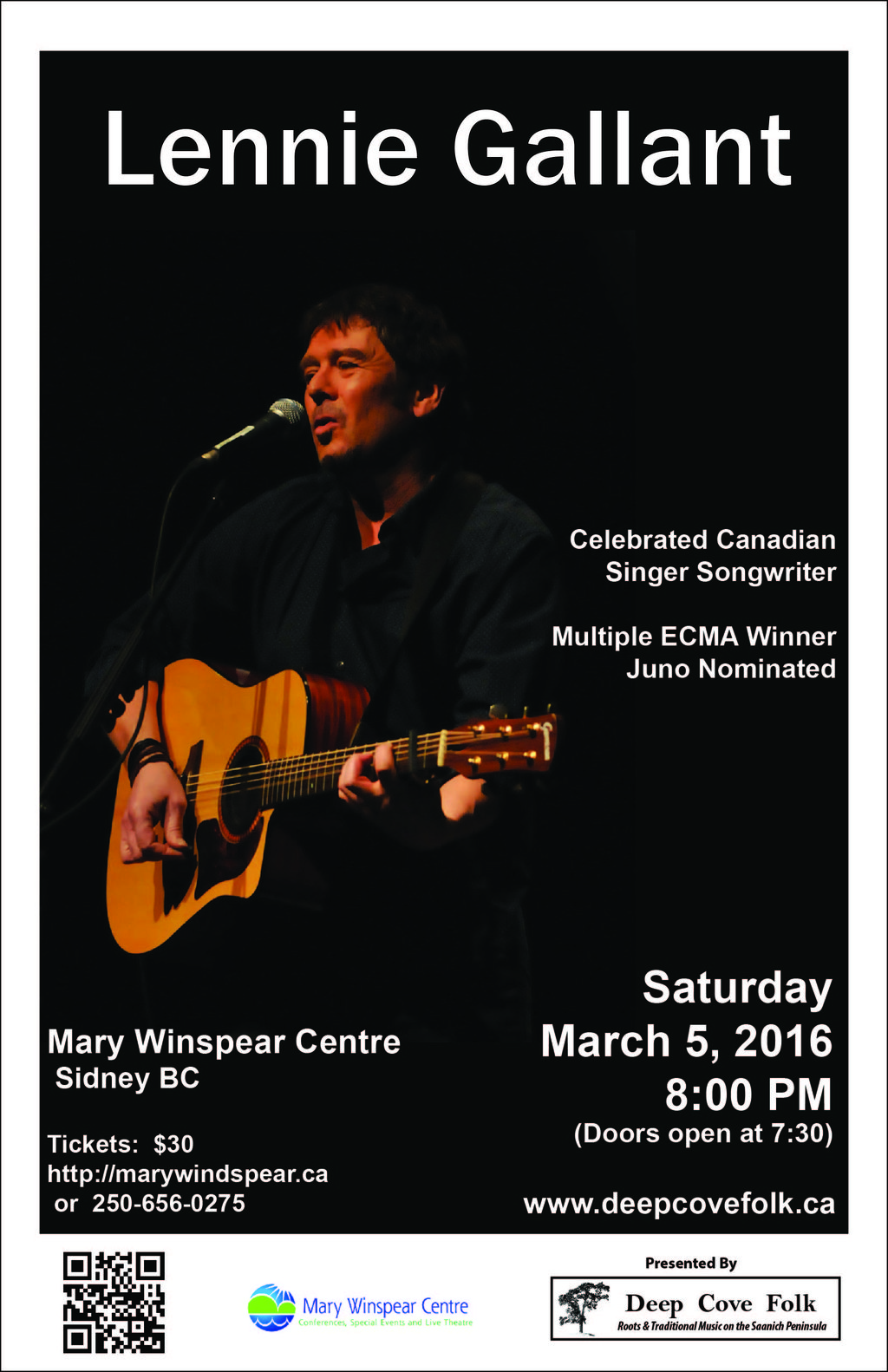 5th Canadian Folk Music Awards