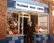 Talisman Music Centre