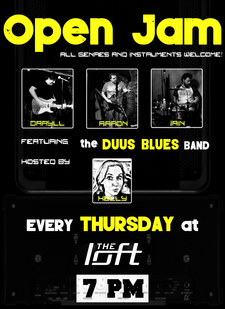 The Loft Thursday Night Jam