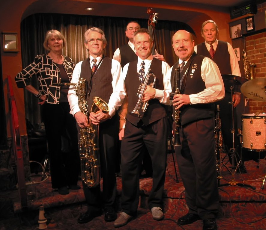 CanUS Hot Jazz Band - dixieland jazz and swing from Victoria BC