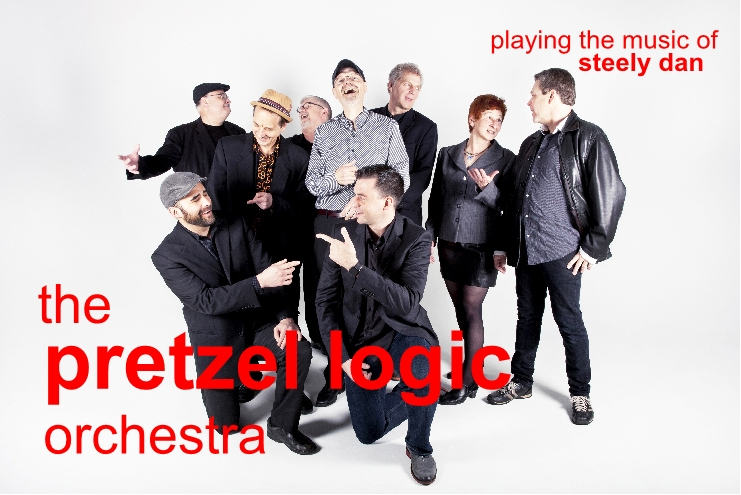 The Music of Steely Dan: Pretzel Logic Orchestra @ Hermann's Jazz