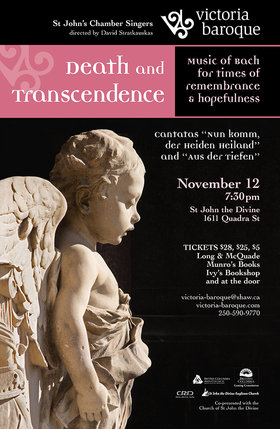Victoria Baroque: Death and Transcendence: Victoria Baroque with St John