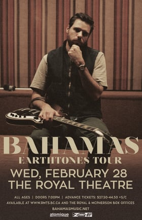 Bahamas, The Weather Station @ Royal Theatre Feb 28 2018 - Jan 18th @ Royal Theatre