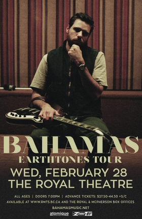 Bahamas, The Weather Station @ Royal Theatre Feb 28 2018 - Feb 21st @ Royal Theatre