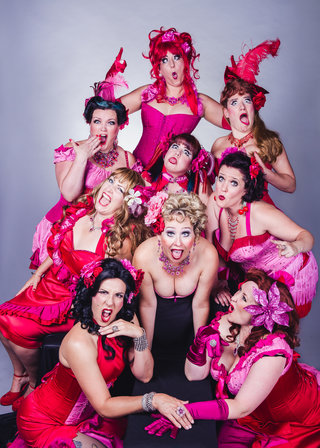 Cheesecake Burlesque Revue