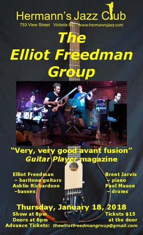 The Elliot Freedman Group @ Hermann
