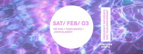 Frequency Saturdays featuring: Thom Banks, Mr Moe, John Glassey @ Copper Owl Feb 3 2018 - Jan 22nd @ Copper Owl