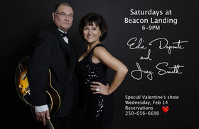 Live Music at the Landing: Edie DaPonte, Joey Smith @ Beacon Landing Restaurant & Lounge Feb 10 2018 - Feb 23rd @ Beacon Landing Restaurant & Lounge