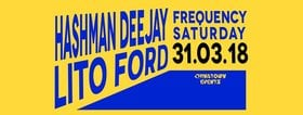 Frequency Saturdays w/: Hashman Deejay, Lito Ford @ Copper Owl Mar 31 2018 - Dec 19th @ Copper Owl