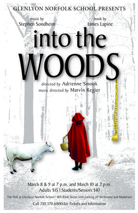 Into the Woods @ Glenlyon Norfolk School Mar 10 2018 - Dec 11th @ Glenlyon Norfolk School