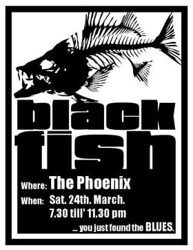Blues at The Phoenix: Blackfish @ The Phoenix Bar and Grill Mar 24 2018 - Dec 15th @ The Phoenix Bar and Grill