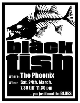 Blues at The Phoenix: Blackfish @ The Phoenix Bar and Grill Mar 24 2018 - Dec 19th @ The Phoenix Bar and Grill