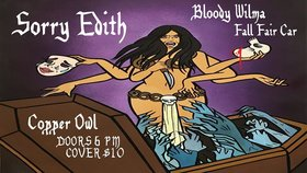 .: Sorry Edith, Bloody Wilma, Fall Fair Car @ Copper Owl Apr 7 2018 - Dec 19th @ Copper Owl
