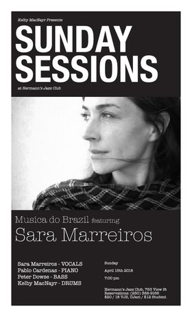 Sunday Sessions: Musico do Brasil , Sara Marreiros @ Hermann