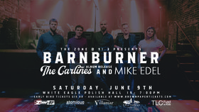 The Carlines, Mike Edel @ White Eagle Polish Hall Jun 9 2018 - Mar 23rd @ White Eagle Polish Hall