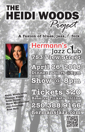 The Heidi Woods Project @ Hermann