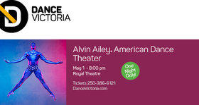 Alvin Ailey American Dance Theater @ Royal Theatre May 1 2018 - Dec 13th @ Royal Theatre
