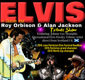 Elvis and Guests - Tribute Show @ McPherson Playhouse Apr 18 2018 - Dec 19th @ McPherson Playhouse