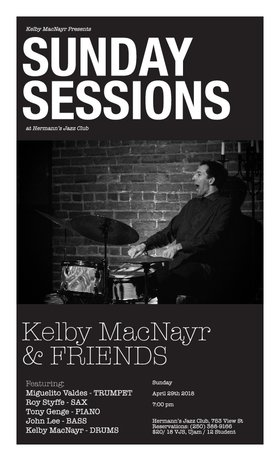 Sunday Sessions: Kelby MacNayr and Friends @ Hermann
