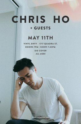 Chris Ho, Cosy Father, Alyssa Jean Klazek @ Vinyl Envy May 11 2018 - Jan 15th @ Vinyl Envy