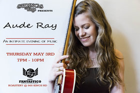 Aude Ray @ Caffe Fantastico  May 3 2018 - Jan 18th @ Caffe Fantastico