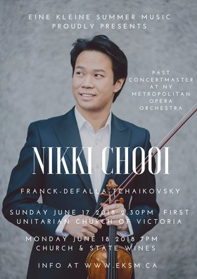 Nikki Chooi at First Unitarian Church of Victoria: Nikki Chooi @ First Unitarian Church of Victoria Jun 17 2018 - Mar 22nd @ First Unitarian Church of Victoria