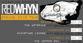 .: Redwhyn, We The Few @ Copper Owl May 28 2018 - Jan 15th @ Copper Owl