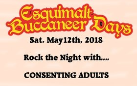 Buccaneer Days Dance: Consenting Adults @ Archie Browning Sports Centre May 12 2018 - Jan 15th @ Archie Browning Sports Centre