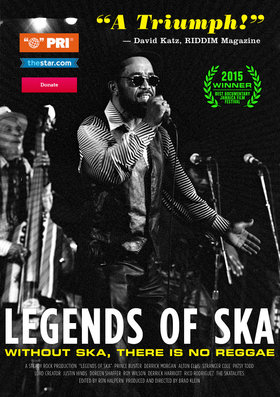 The Legends of Ska Screening with Western Standard Time Ska Orchestra Key Note Address and Workshop: The Legends of Ska , Western Standard Time Ska Orchestra @ Vic Theatre Jun 23 2018 - Dec 9th @ Vic Theatre