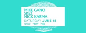 Frequency Saturday w/: Mike Gano,  Skez, Nick Karma @ Copper Owl Jun 16 2018 - Mar 22nd @ Copper Owl