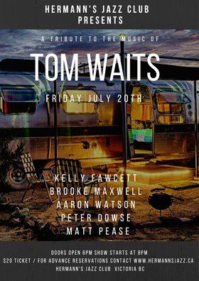 Kelly Fawcett: Brooke Maxwell, Aaron Watson, Peter Dowse, Matt Pease @ Hermann